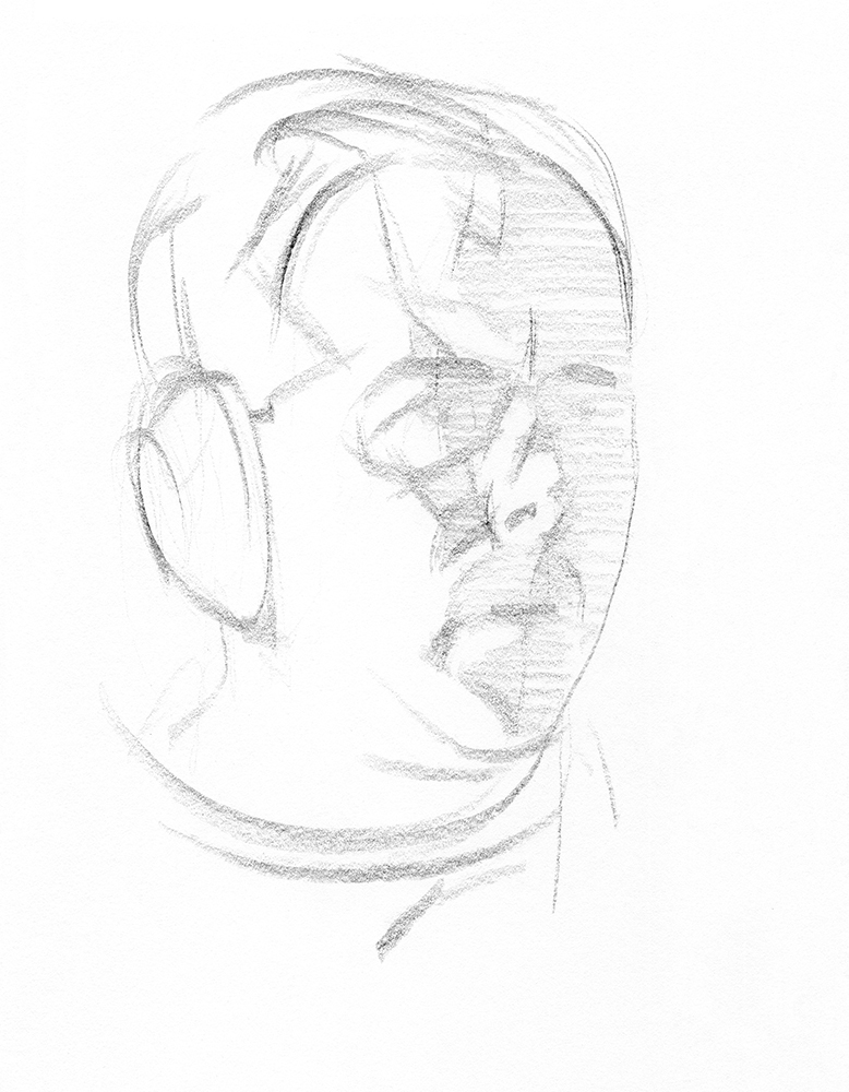 Peter Inglis  Sketch Artist
